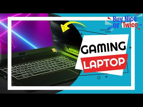 ✅ Best Gaming Laptop  [ 2021 Buyer's Guide ]