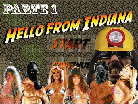 Amable y Gentil EP8-Parte1 Hello from Indiana