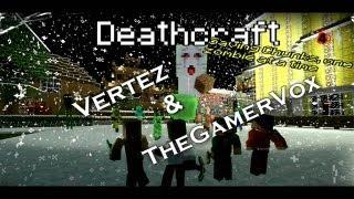 [#1] Minecraft dla Zmarłych - Deathcraft II (TheGamerVox & Vertez) L4D2