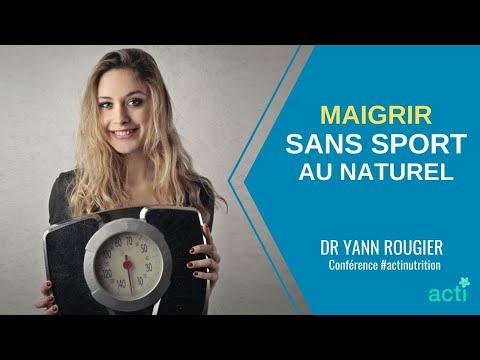 Peut-on maigrir naturellement, sans sport ni médicaments ? Webinaire avec Yann Rougier #2