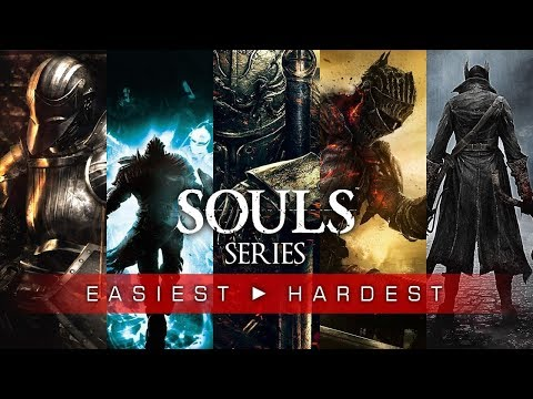 Souls Games Ranked