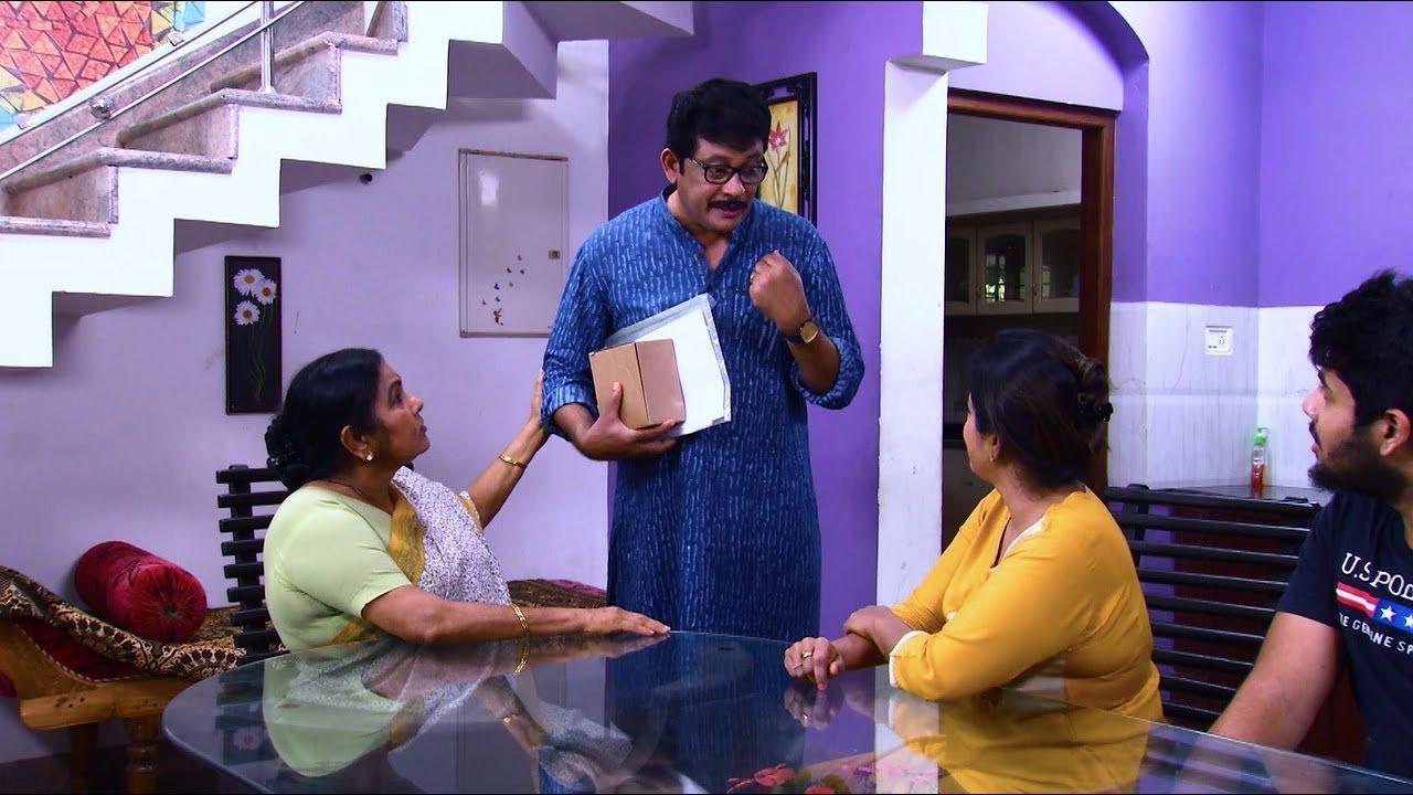 #ThatteemMutteem l A short film based on mayavathi's & krishnan vakkeel's life l Mazhavil Manorama
