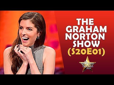 Anna Kendrick on The Graham Norton Show (S20E01) | Trolls 2016