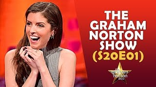 Anna Kendrick on The Graham Norton Show (S20E01) | Trolls 2016