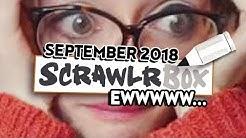 Ist das deren Ernst?! 🌸 Scrawlrbox September 2018