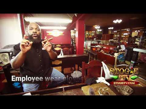 Cigar Shops & Sanitation!