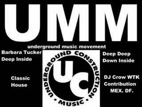 Hardrive deep inside classic house 1993 youtube for Classic underground house music