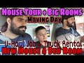 Basement to Big House | Moving Day + New House Tour | U-Haul Truck Rental (4 Trips to collect stuff)