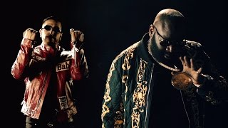 Смотреть клип 100Kila Ft. Rick Ross - Babuli Jabulah