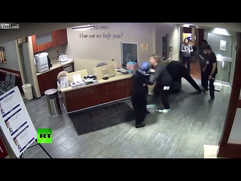 Muslim woman viciously attacked in US hospital