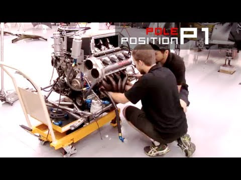 How to build a V8 Supercar | Pole Position