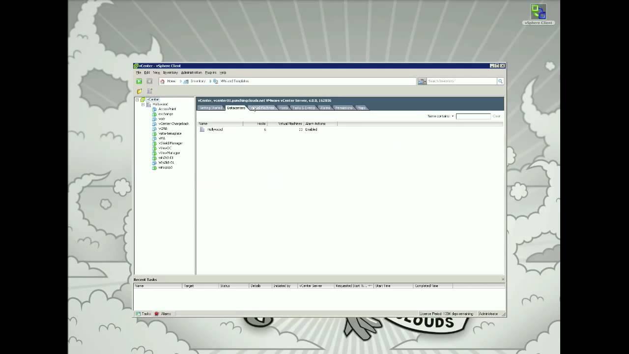 vmware vcenter client mac os x