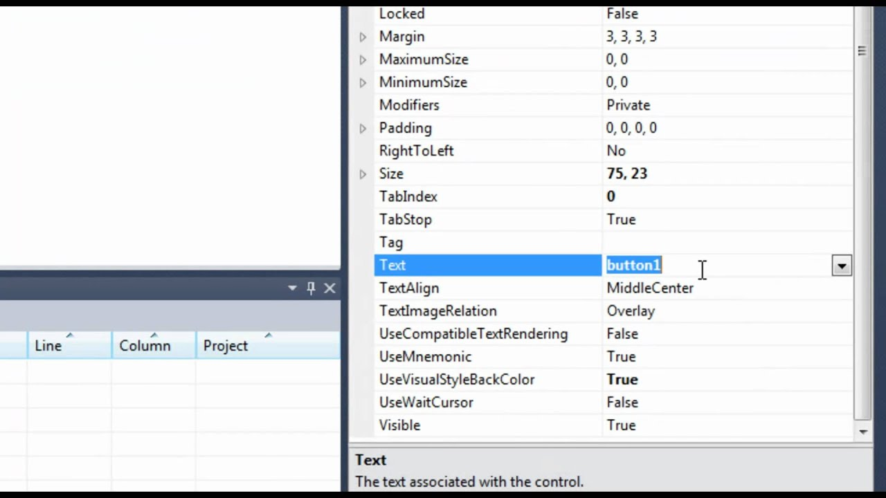 C# Visual Studio: Create an Exit Button
