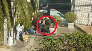 PCC faz assalto na joalheria com reféns na Bolívia (Cenas Fortes)