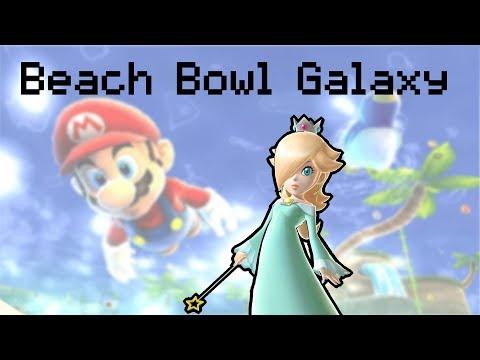 Beach Time - Super Mario Galaxy Beach Bowl Galaxy Remix || A.C.3 Productions