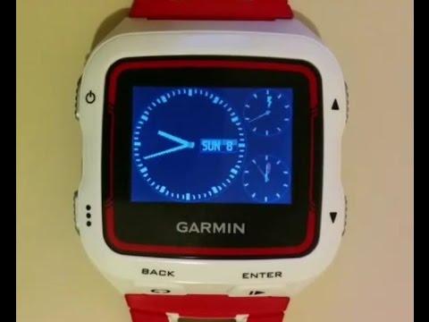 Garmin 920XT-Using Connect IQ Apps (English)