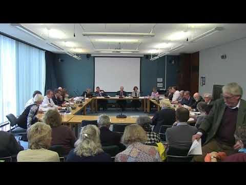 Shropshire Council Cabinet October 18th 2017