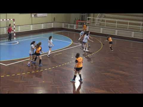 HandLeça Cup 2019: CD Feirense - ND Santa Joana Inic.Fem.