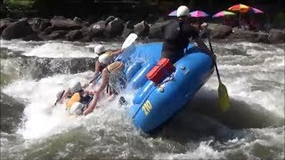 More Ocoee River Rafting Carnage! Feed the Monster!!!