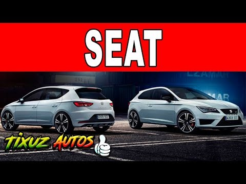 Seat: Marca X Marca.   Tixuz Autos.