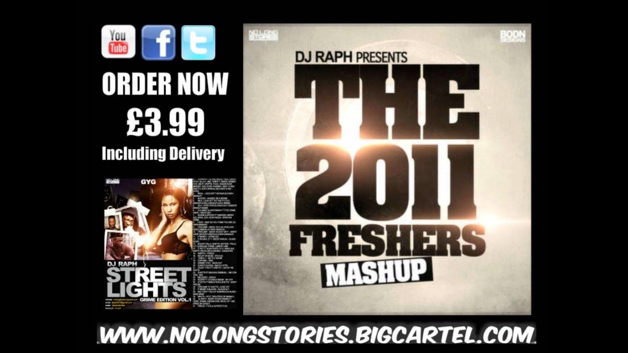 dj raph freshers mashup 2012