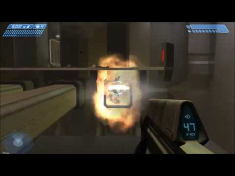 Halo 1 - Can You Destroy The Reactor Without Explosives?