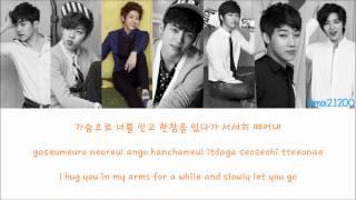Infinite 60 Seconds Infinite Version Hangul Romanization English Color Picture Coded HD