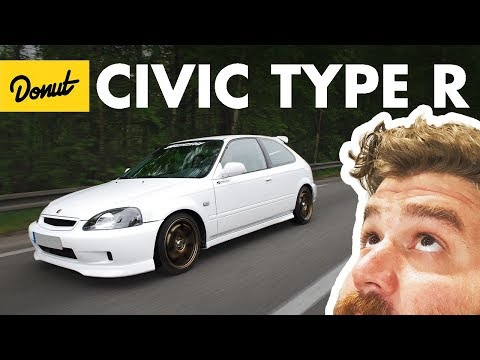 Civic Type R - Everything You Need to Know   Up To Speed   Donut Media