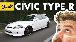 Civic Type R - Everything You Need to Know | Up To Speed | Donut Media