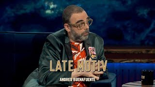 "LATE MOTIV - Bob Pop. ""Intercambio de fluidos"" 