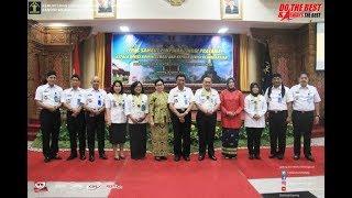 Kanwil Jateng Gelar Lepas Sambut Kadiv Keimigrasian dan Kadiv Administrasi