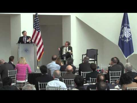 Dr. Thomas Barfield on State-Strengthening in Afghanistan 2001-2014