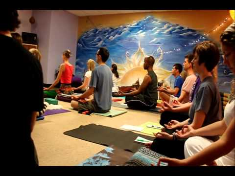 """""""The Practical Application of Yoga & Meditation in Daily Life"""" Workshop with Cosmin"""