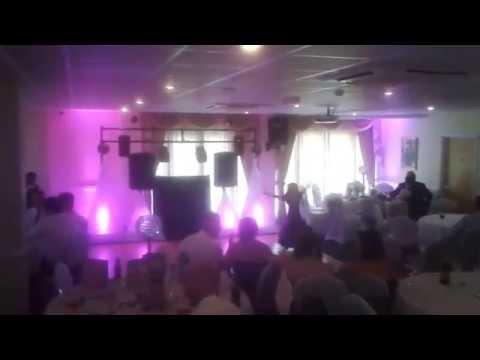 Crystal Wedding Discos - Shanklin Conservative Club, Shanklin, Isle of Wight 2014