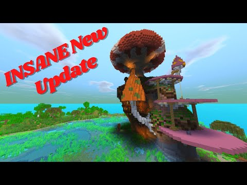 Download This INSANE New 1.16 Modpack Just Got Even BETTER - Mineshaft and Monsters #11
