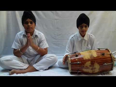 Mera Satguru yaar gareeba da   Sikh Shabad Kirtan   Diljot Singh & Harwinder Singh