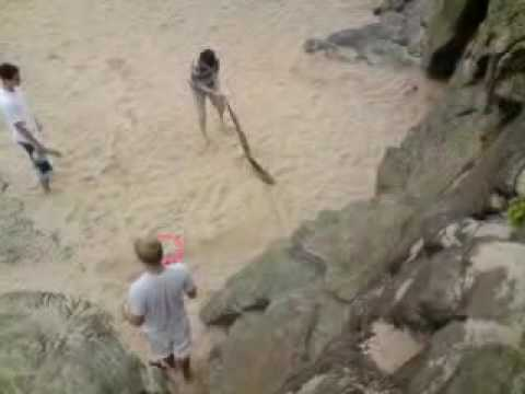 Carteret Trip - Giant Congo Eel