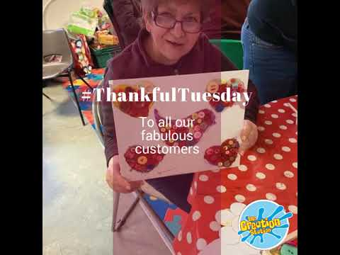 #ThankfulTuesday