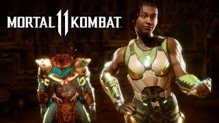 Mortal Kombat 11 – Official Kotal Kahn And Jacqui Briggs Reveal Trailer