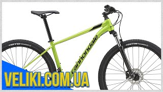 обзор велосипеда Cannondale Trail 7 29