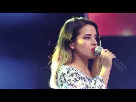 """Sujata Thapa - """"Shape Of You"""" - Blind Audition - The Voice Of Nepal 2018"""