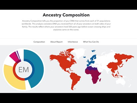 23andMe: Reports Overview - YouTube