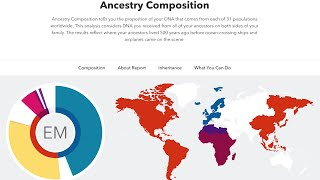 23andMe: Reports Overview thumbnail