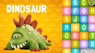 Talking ABC - Baby Learn About English A B C With Funny Animals - ABC Songs for Children