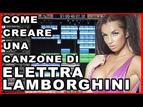COME CREARE UNA CANZONE DI ELETTRA LAMBORGHINI.. SENZA ALCUN TALENTO -- Tutorial