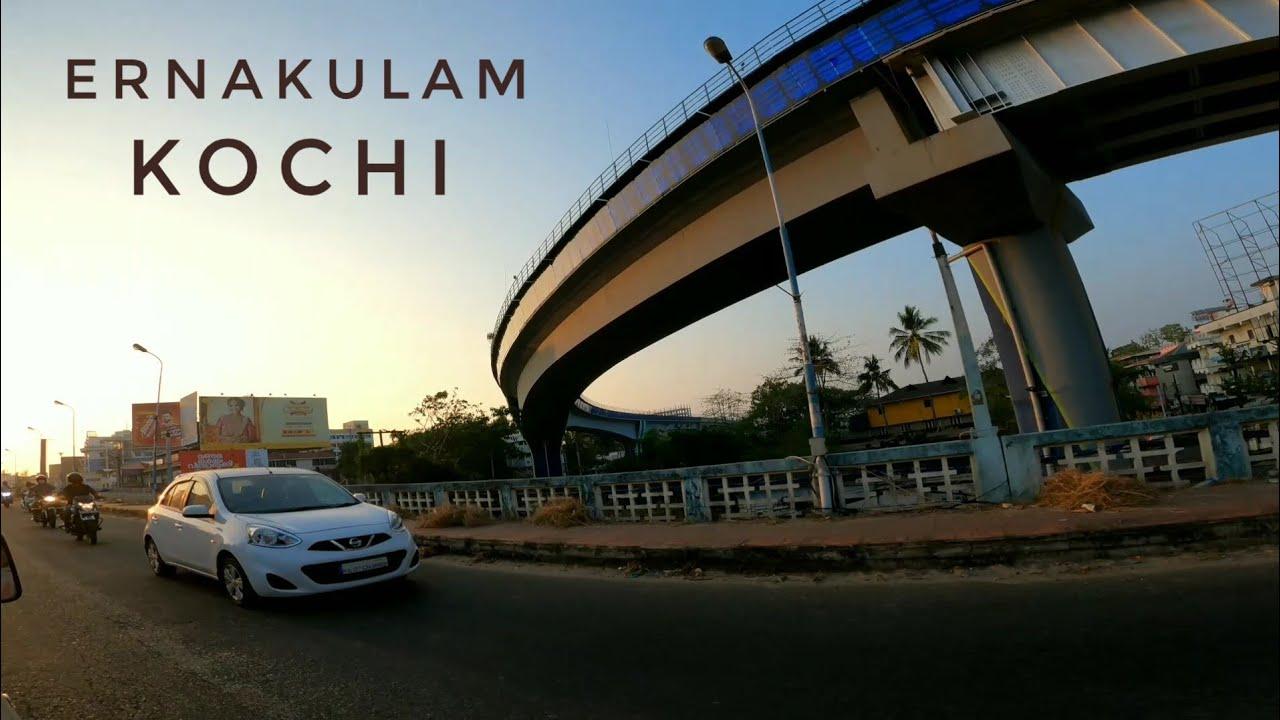 Kochi and Ernakulam drive by ❤️