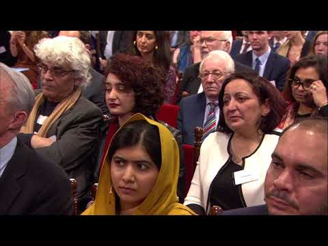 International Children's Peace Prize 2017 Award Ceremony Highlights