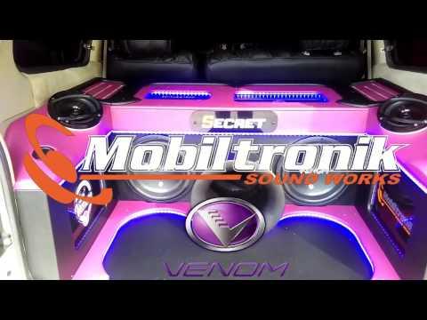 Audio Mobil Kijang LGX Full Venom, By Mobiltronik Aceh   YouTube