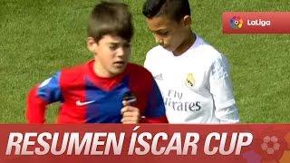 Resumen de Real Madrid (2-1) Levante UD - 3r y 4to Íscar Cup - LaLiga Promises 2015/2016