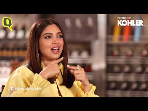 The Bold Bunch Season: Bhumi Speaks To Rajeev Masand About Her Choice Of Roles & More | The Quint
